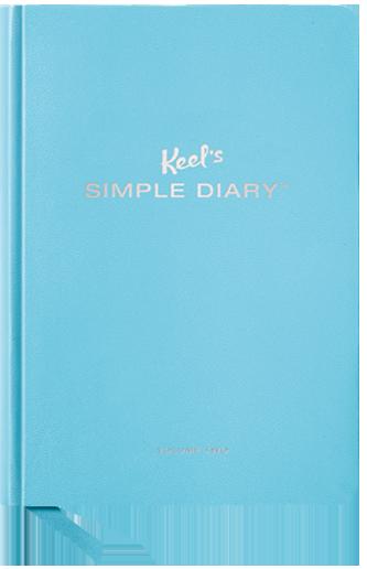 Vol2 blue Keels Simple Diary