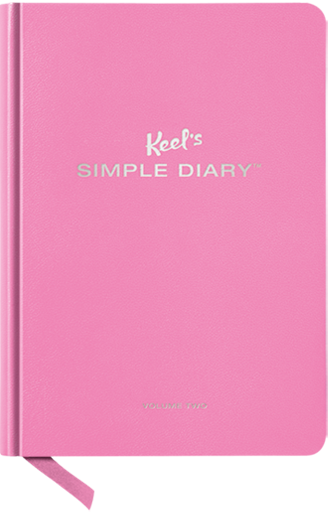 vol2-pink - Keel's Simple Diary™